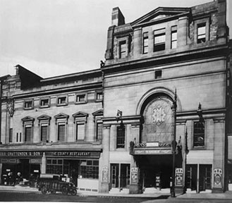Edinburgh Picture House History
